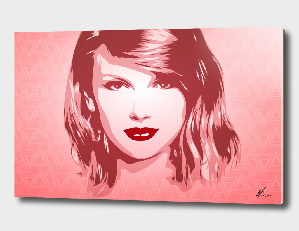 Taylor Swift - Pop Art