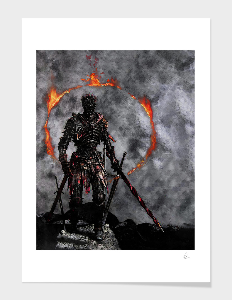 Dark Souls *The Soul of Cinder*