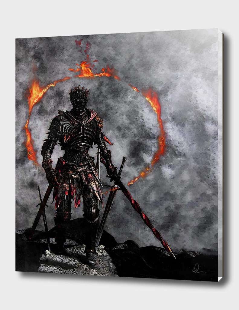 Dark Souls *The Soul of Cinder*