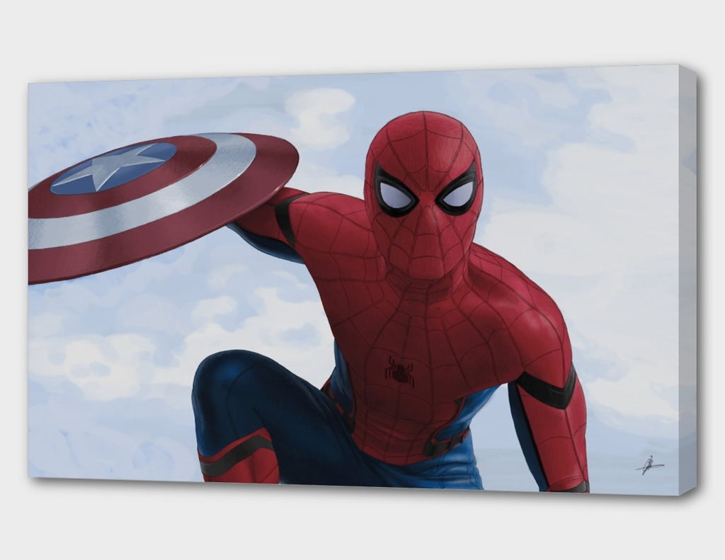 Civil War Spider-Man