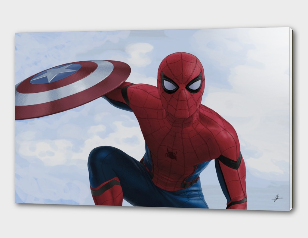 Civil War Spider-Man
