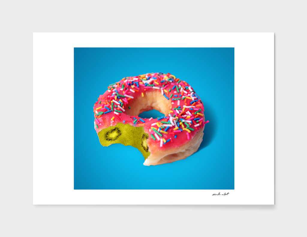 Fruit Donut
