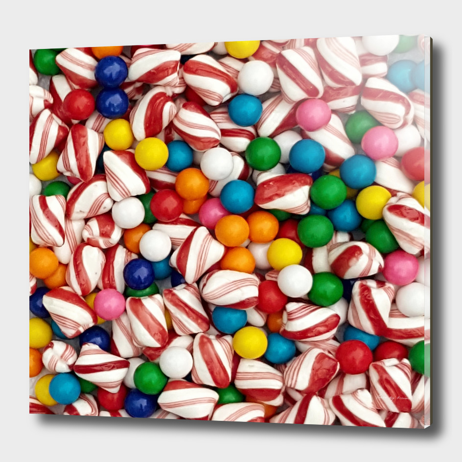 Peppermints and Gumballs