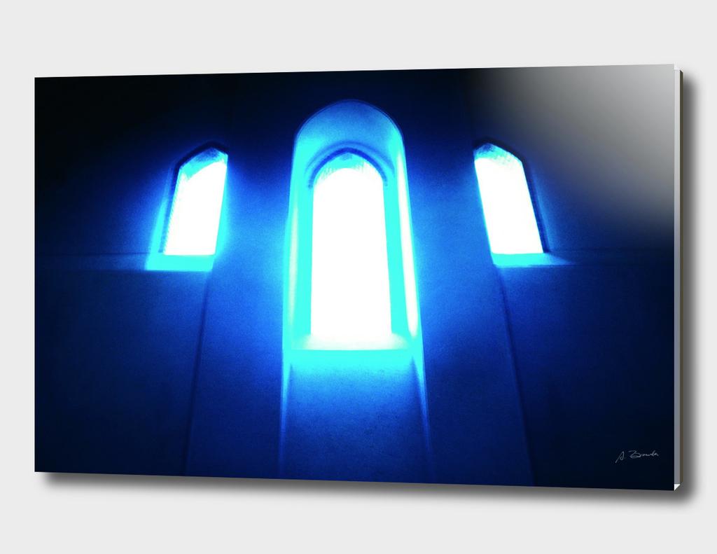Mystic series: Church in East Prussia