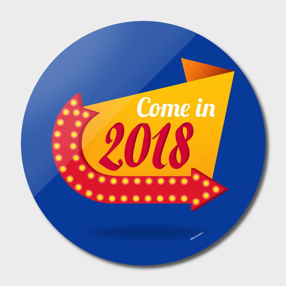 Come in 2018