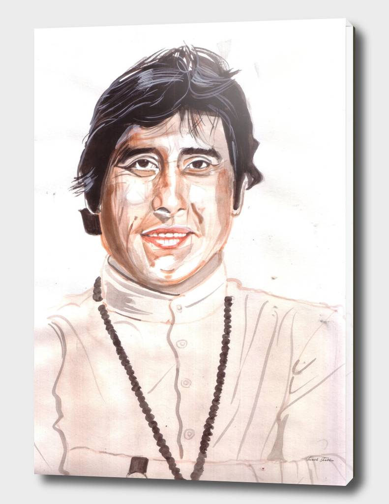 Vinod Khanna was unique.