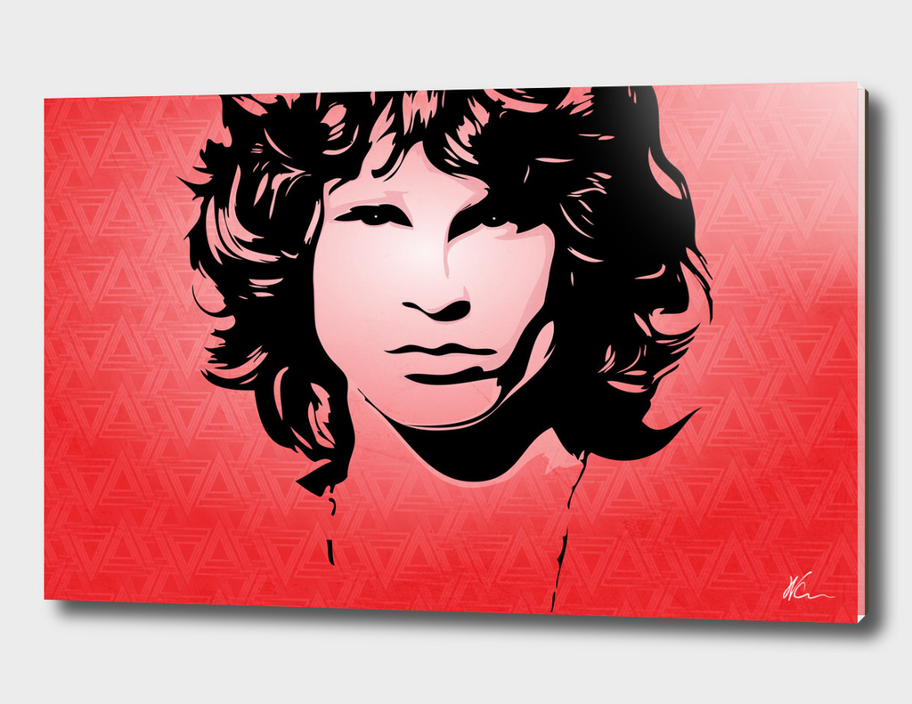 Jim Morrison | Pop Art