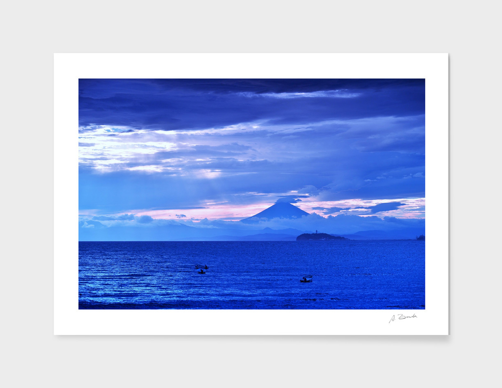 Mystic Series: Mount Fuji-san, Japan