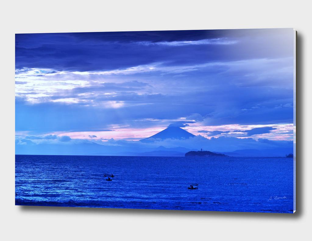 Mystic Series: Mount Fuji-san, Japan