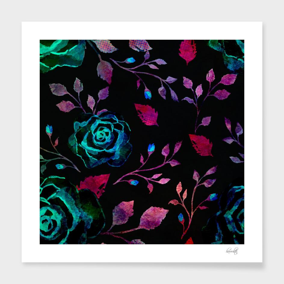 Dark flowers 1