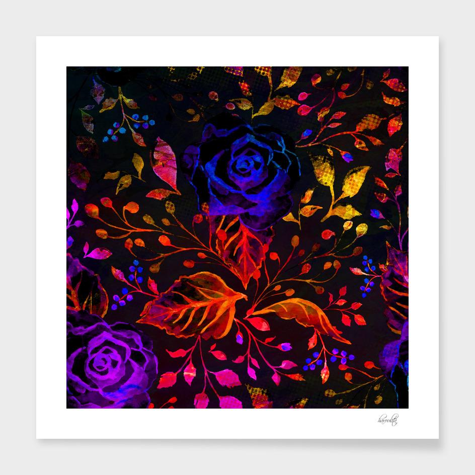 Dark flowers 4