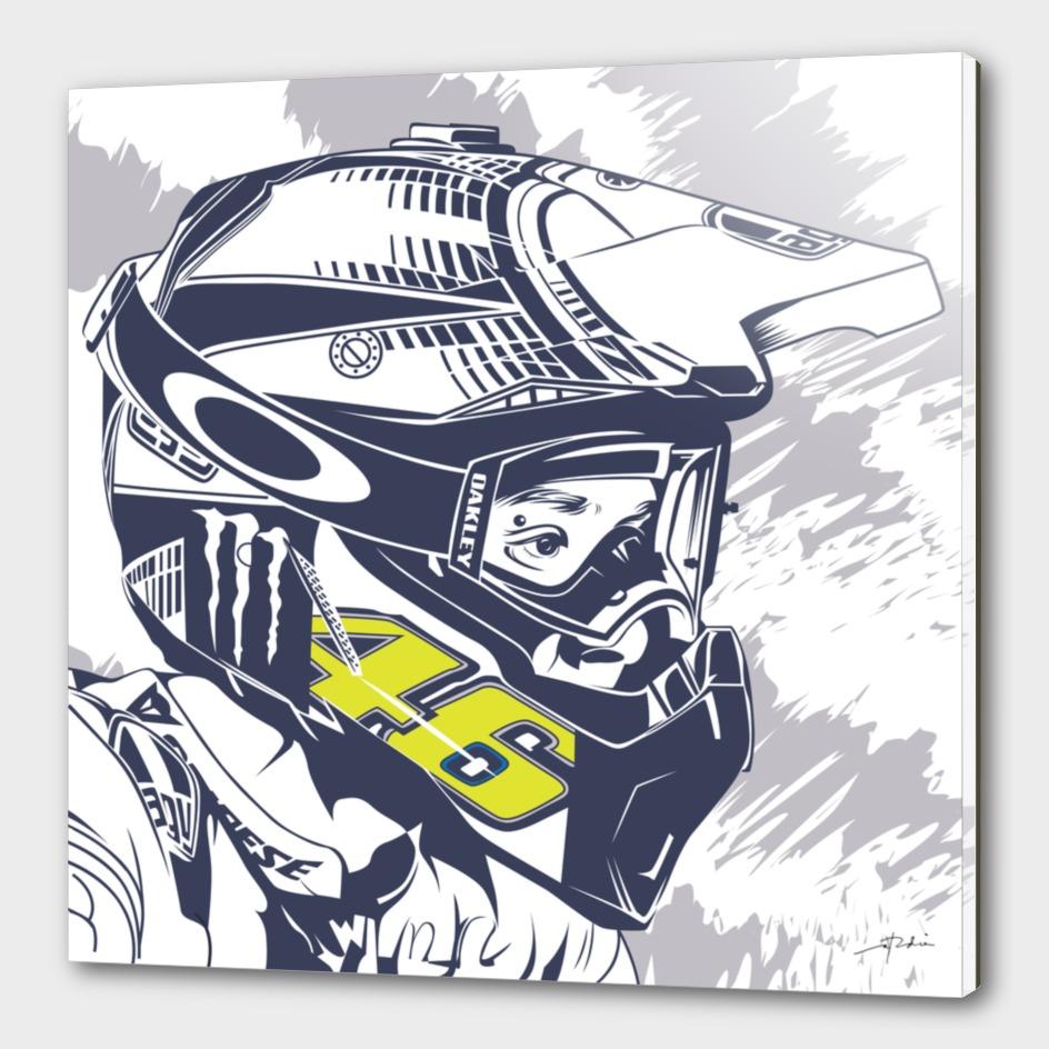 Vale 46 Ranch Helmet