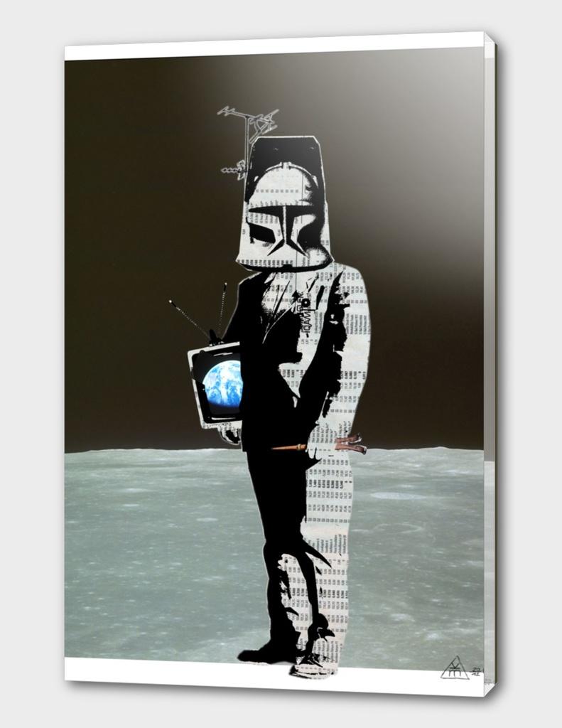 TV Space Invader