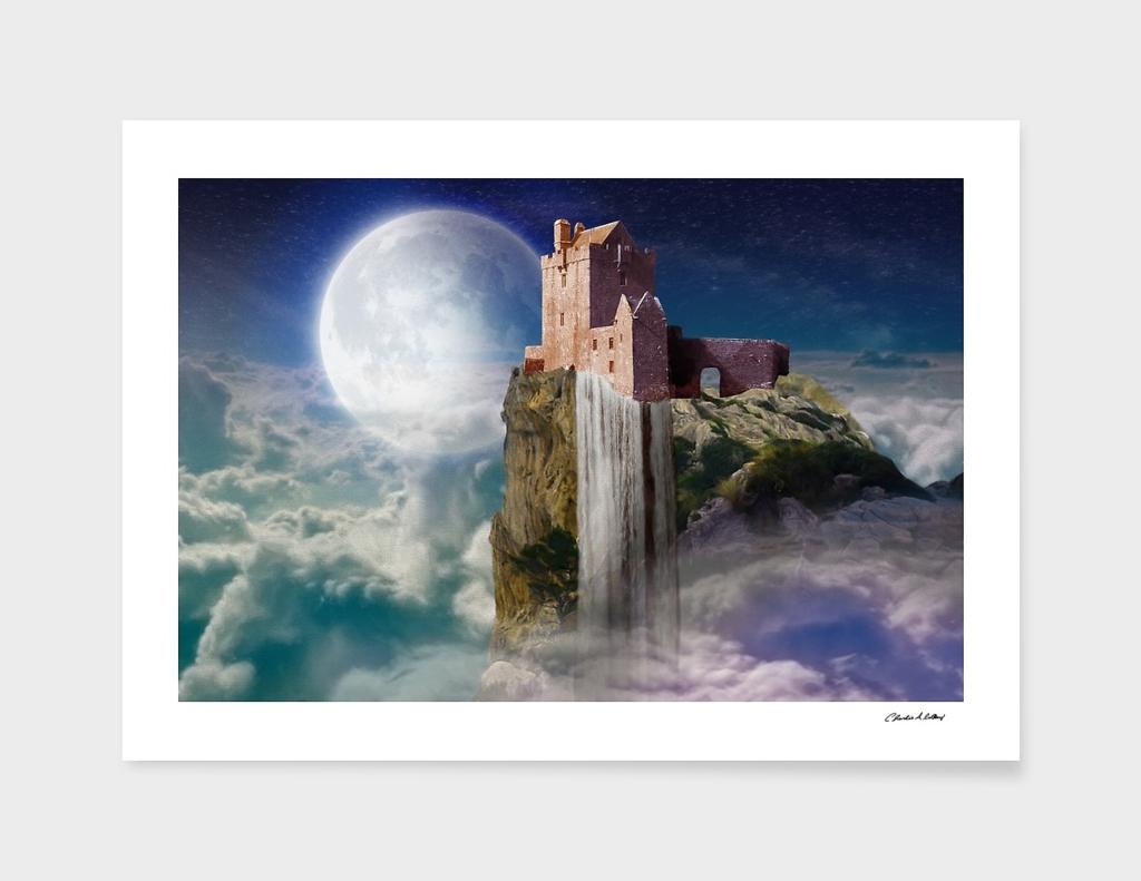 Moonside Cliff