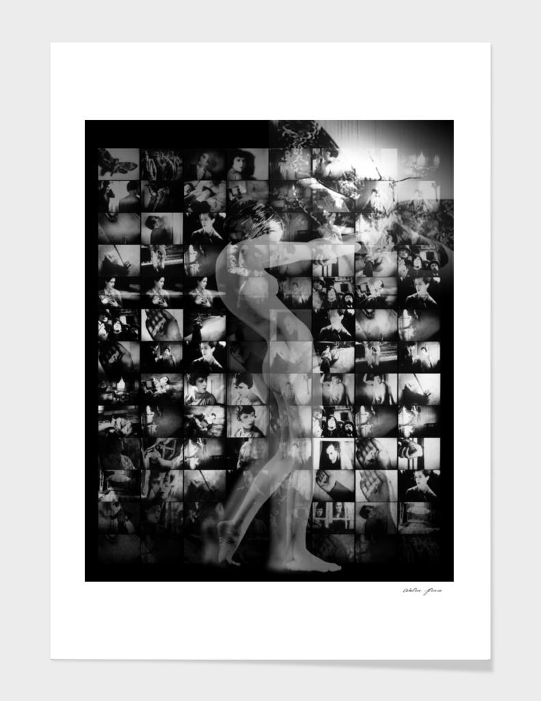 I will walk all over your still frames