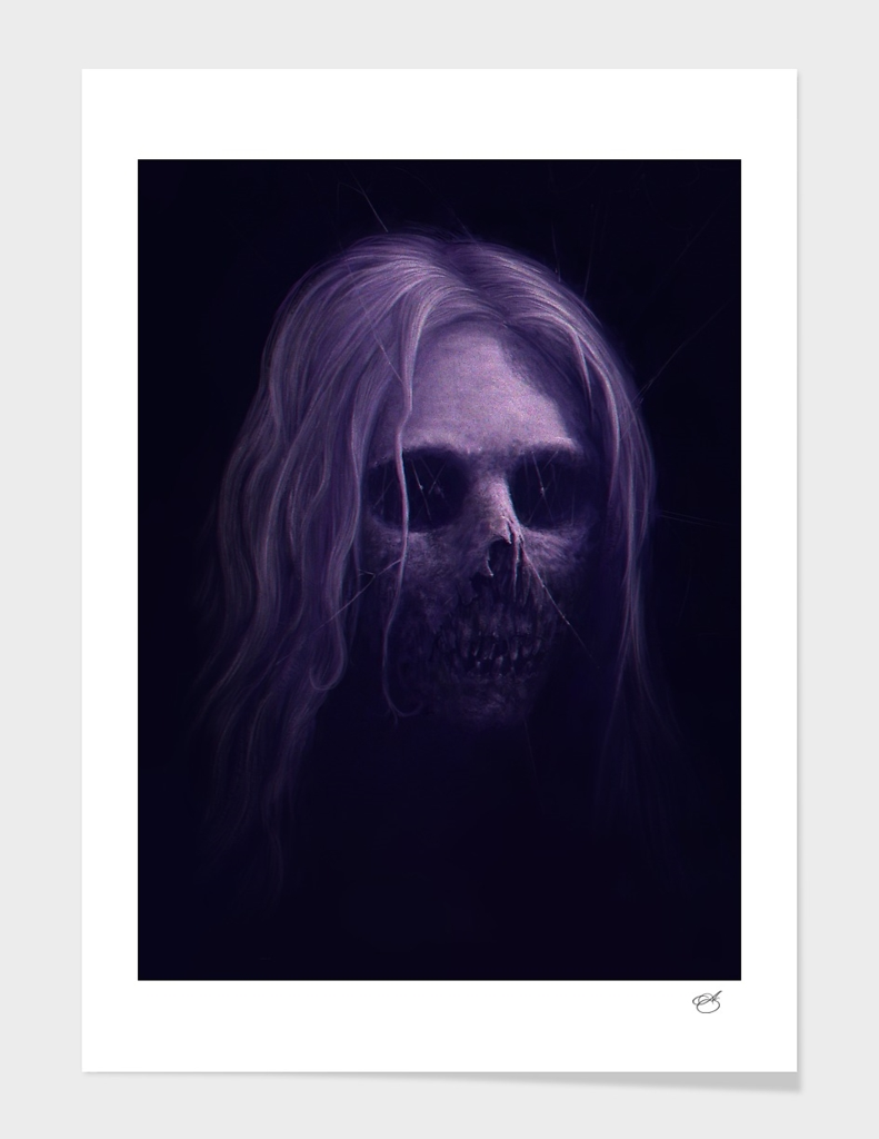 Horror Portrait
