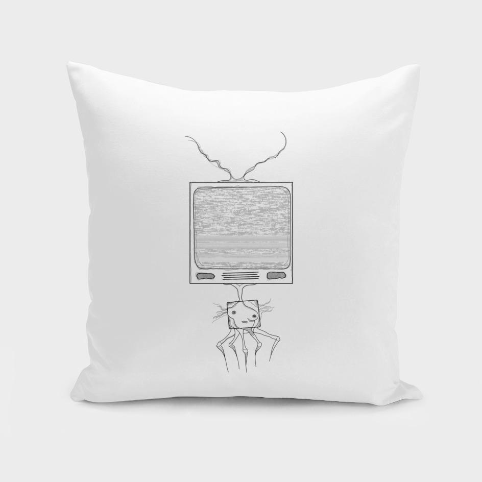 Freak alien TV
