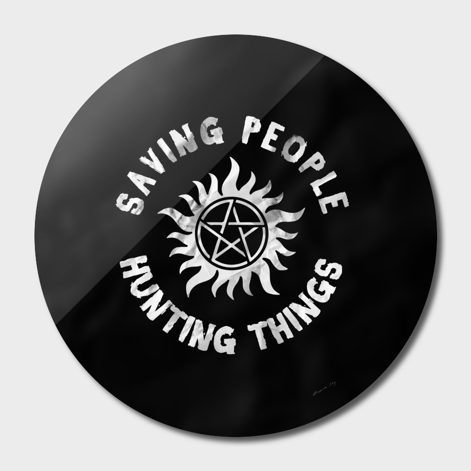 Supernatural - Saving People, Hunting Things