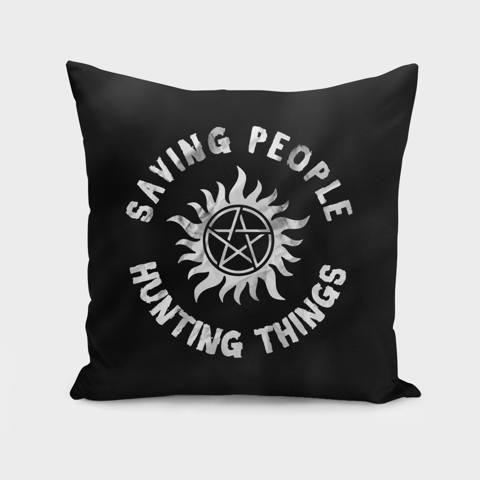 Supernatural - Saving People, Hunting Things