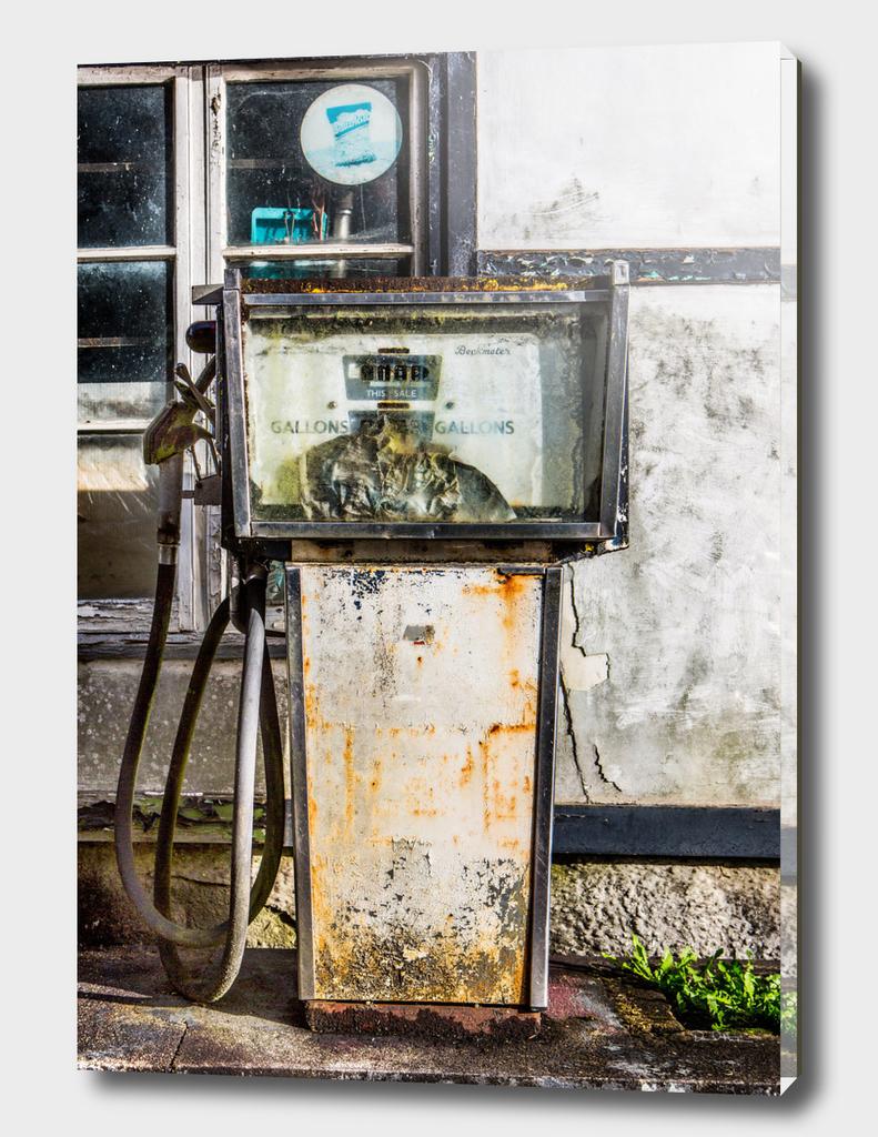 Derelict Pump