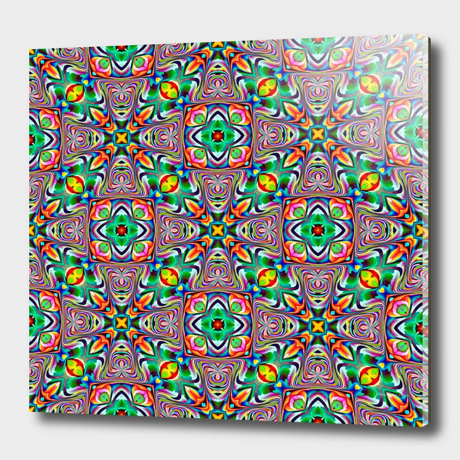 Native American Pattern Seven