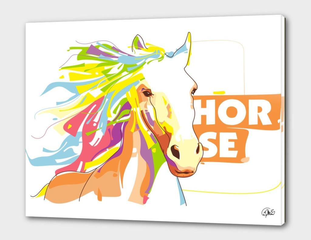 Beautiful Horse II