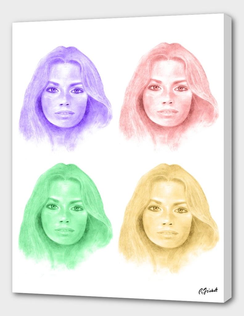 Jennifer in Four Colors