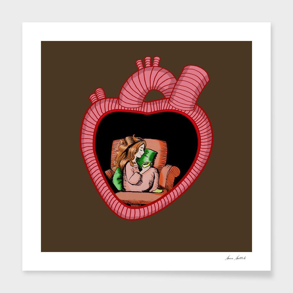 Open Heart- Comfort
