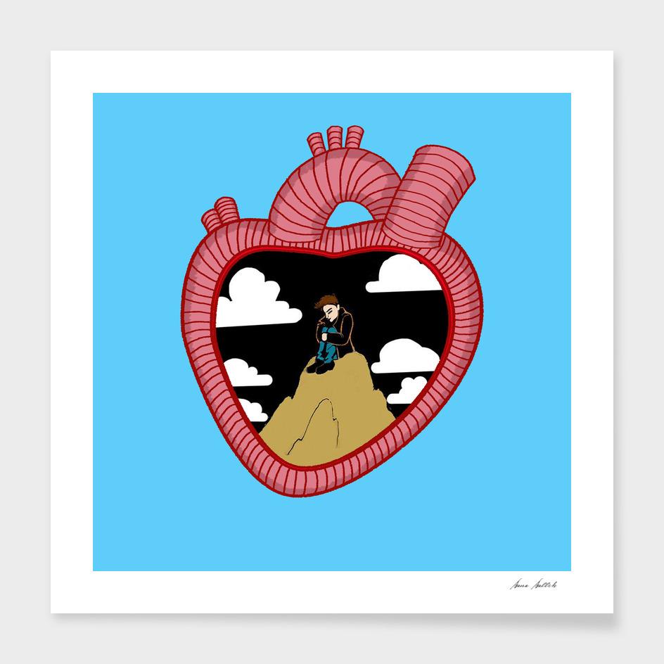 Open Heart- Loneliness