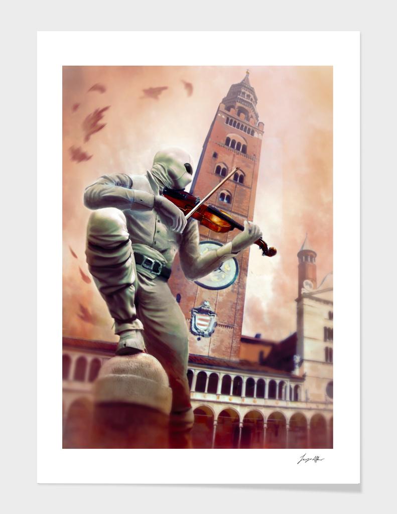 The Phantom of Stradivari