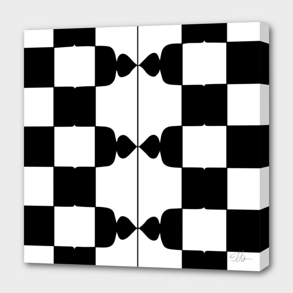 Chess halves