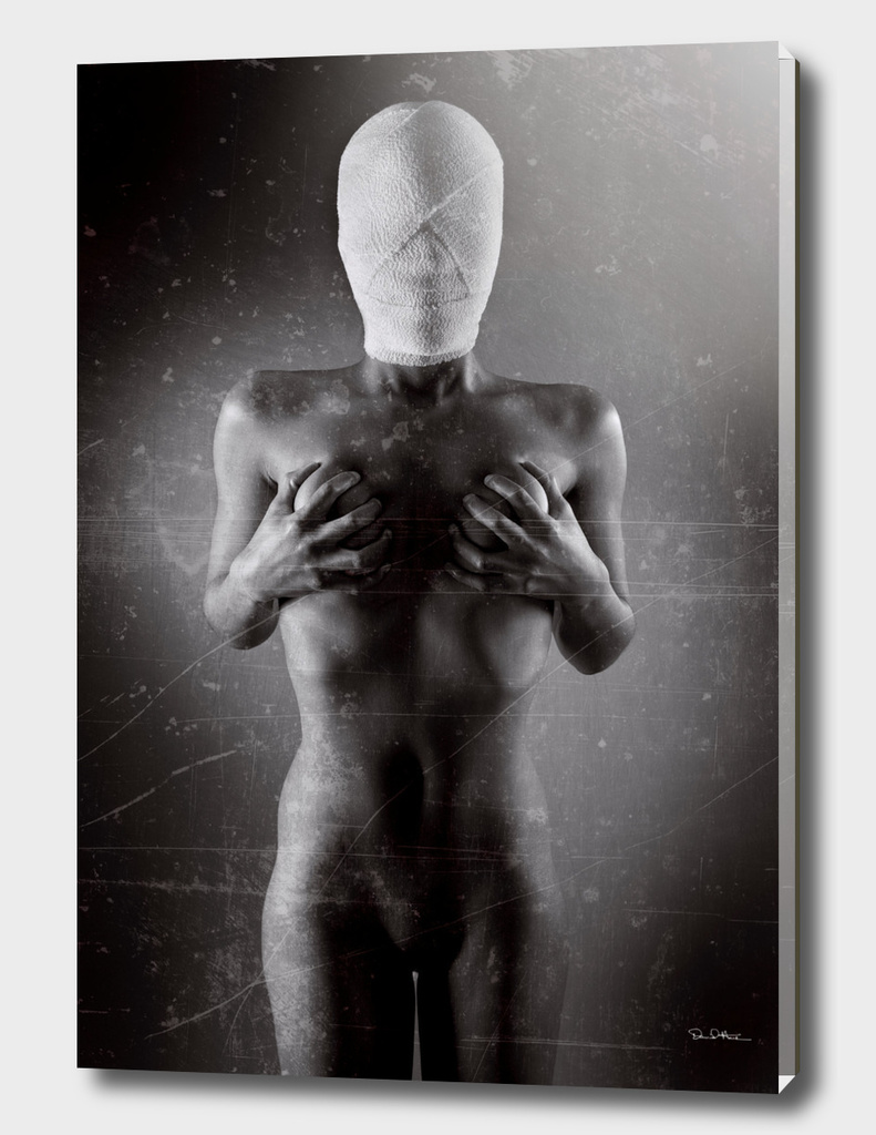 Bandaged Nude