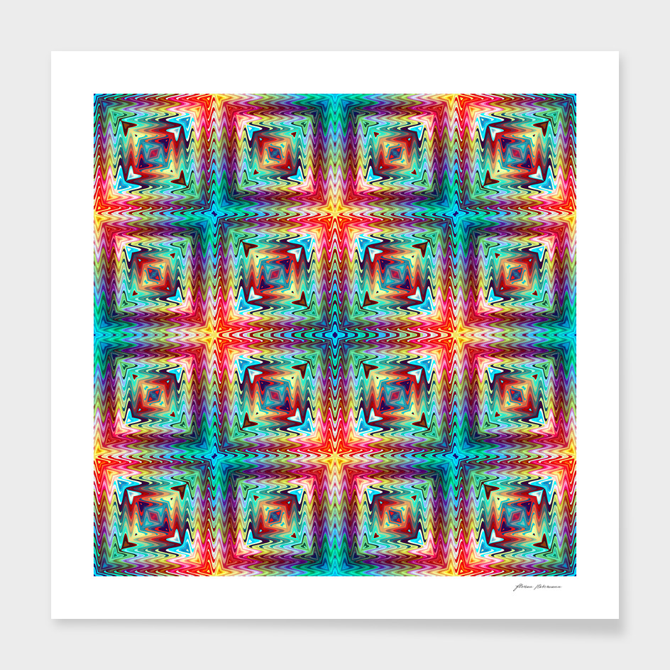 Native American Pattern Five
