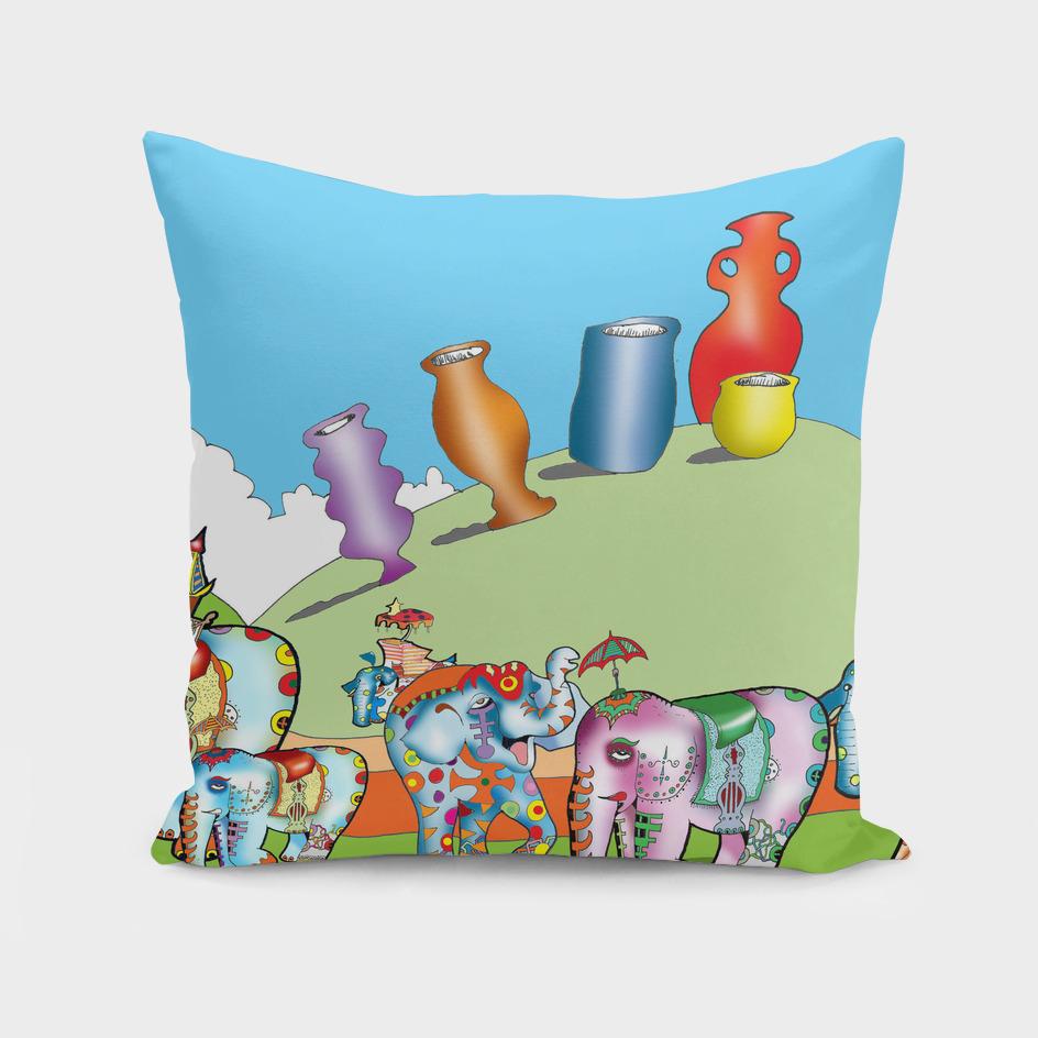 Elephans& Urns
