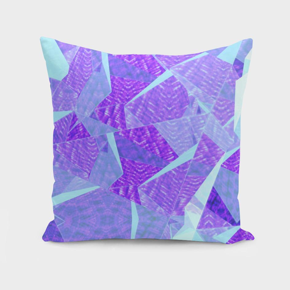 Sharpie - purple ice hills