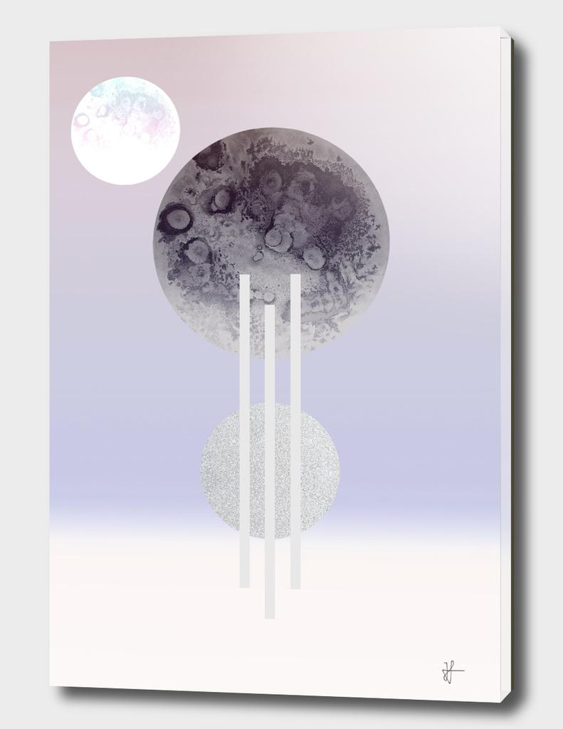 Dream Of The Glitter Moon