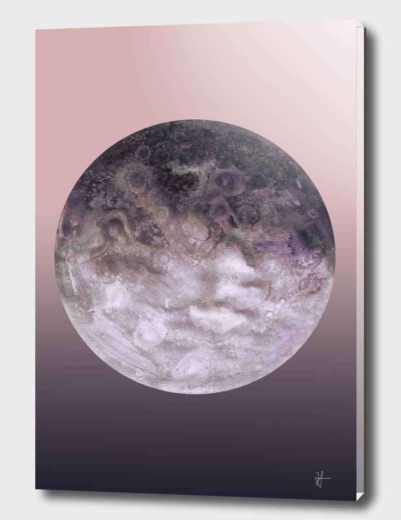 Quaoar Lilac Gradient