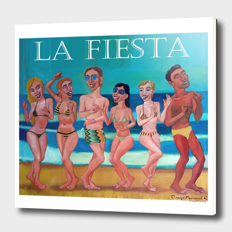 Fiesta en la playa 6