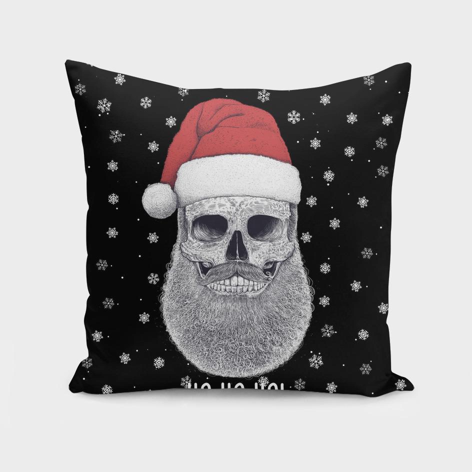 Santa skull HO HO HO!