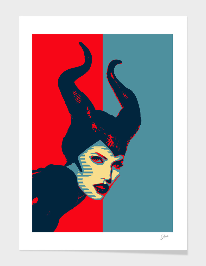 The Maleficent Hope
