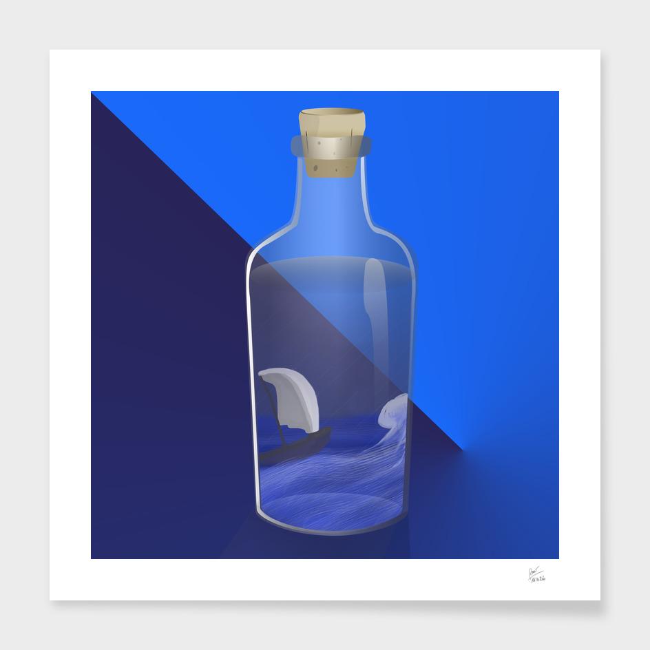 Bottle of Ambition