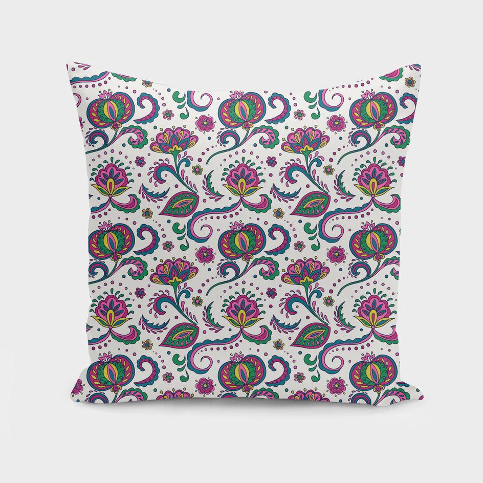 Floral pattern fantasy
