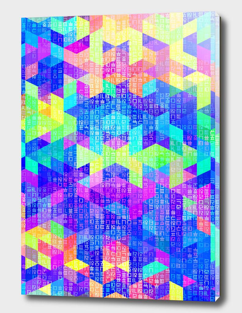 Pattern XXXVIII / NE