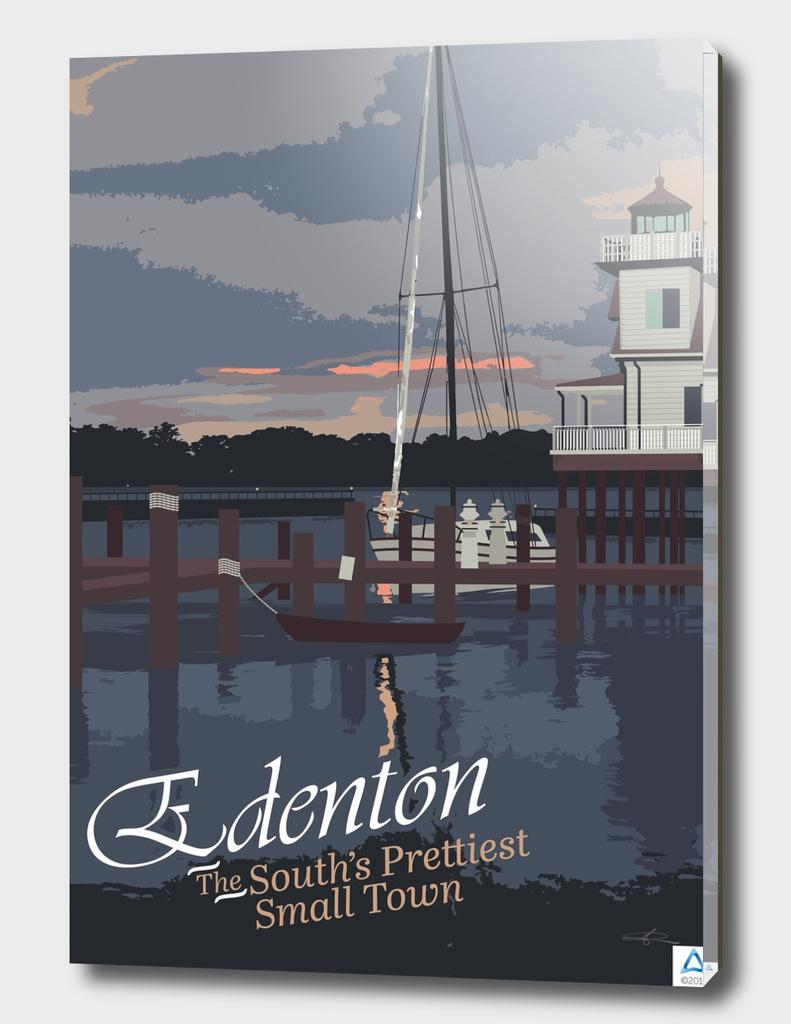 Discover Edenton: Edenton Harbor