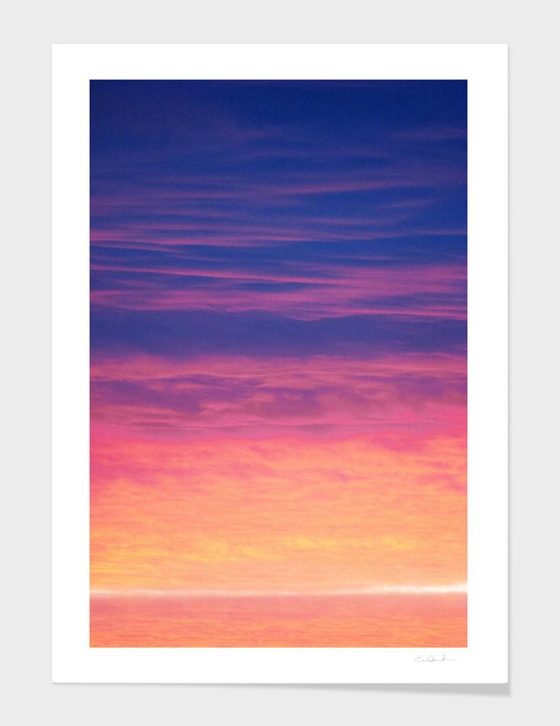 Dramatic Bold Sky
