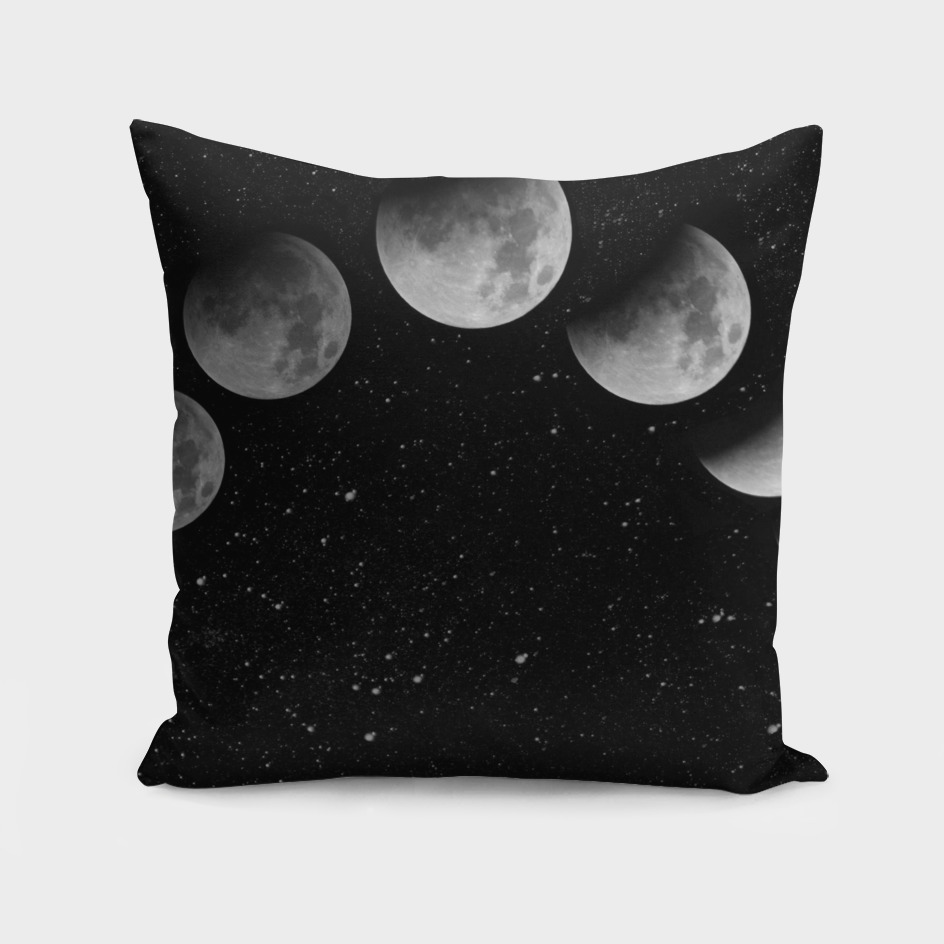 Moon eclipse / Moon phases