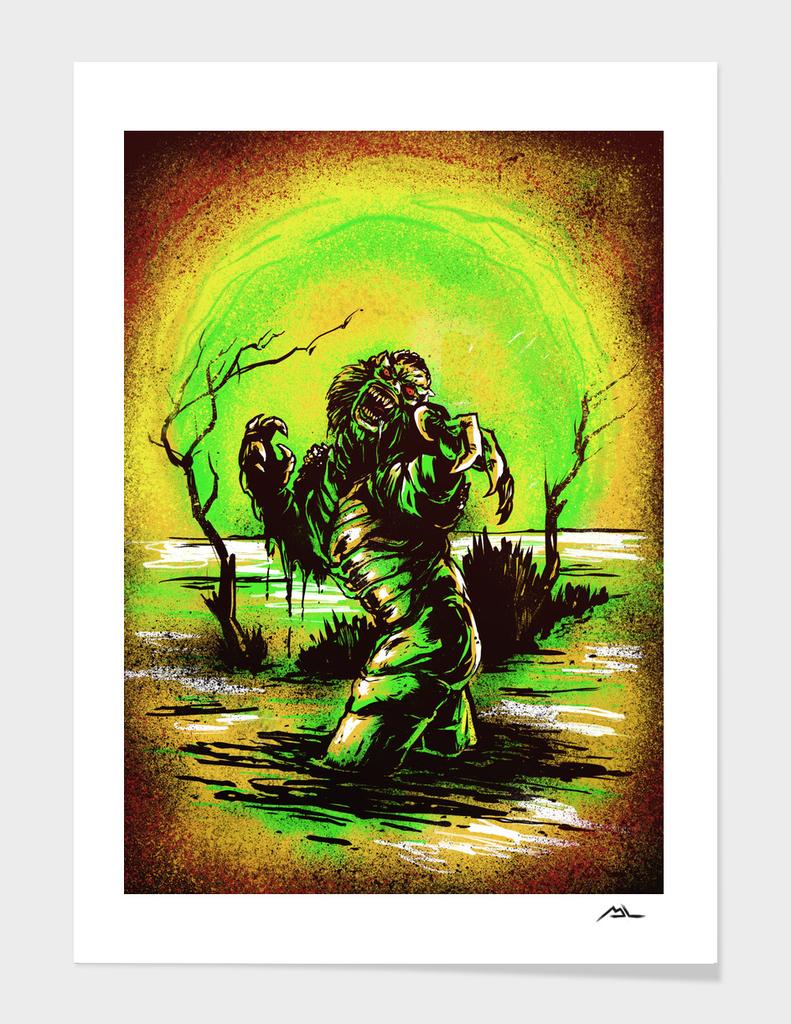 Radioactive Lagoon