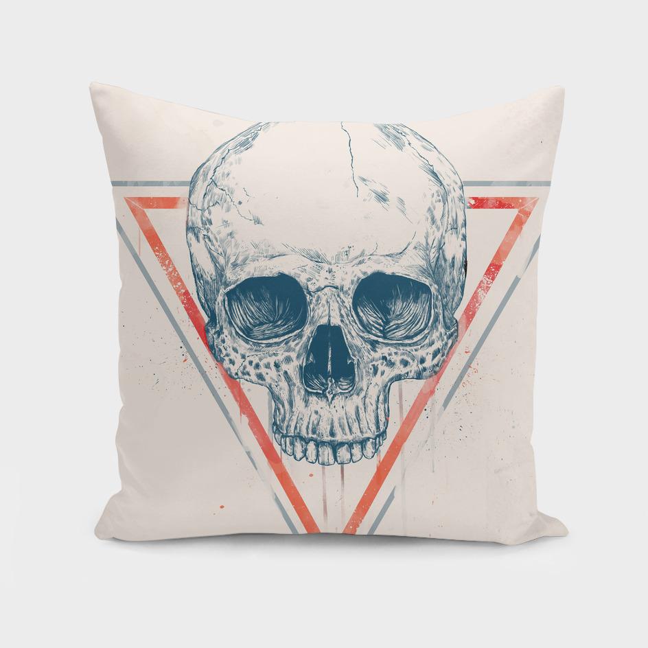 Skull in triangle II