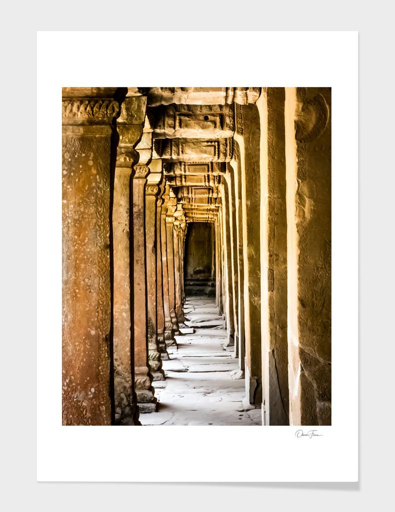 Inside (Temple d'Angkor)