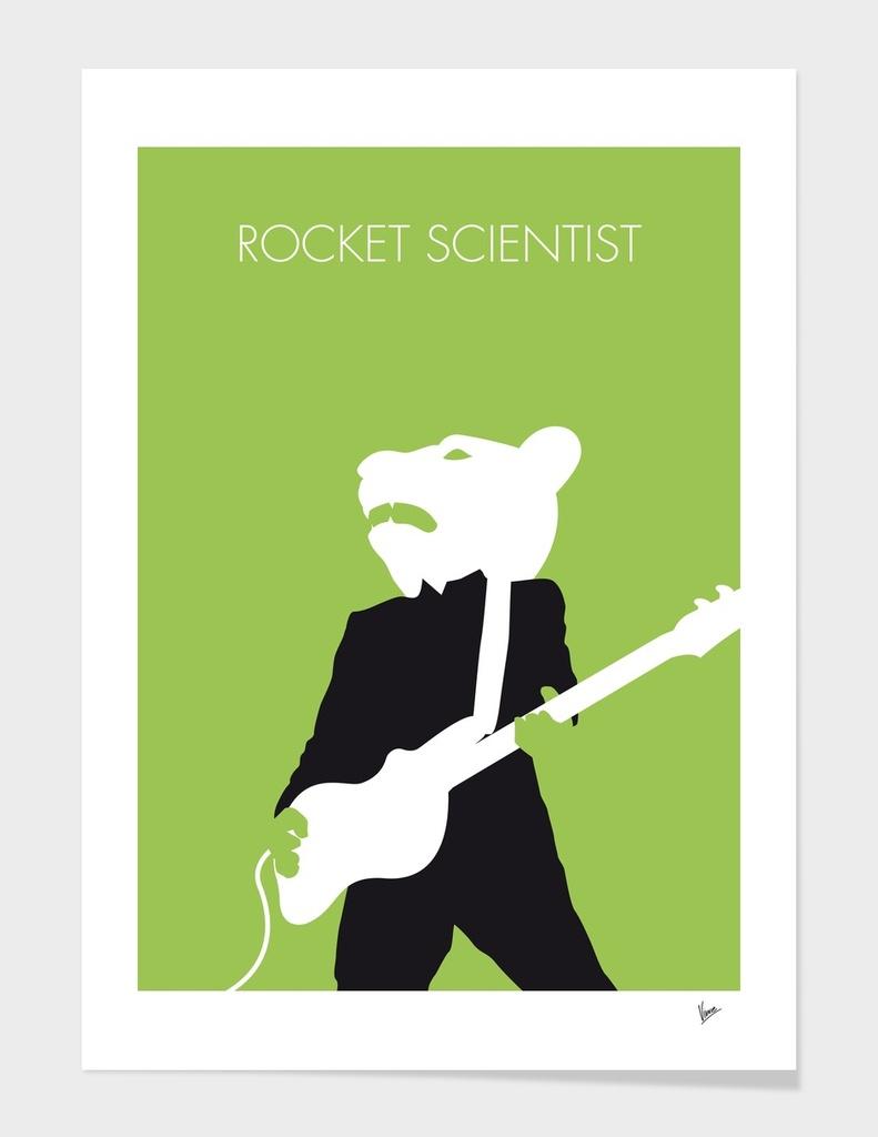 No006 MY teddy bears Minimal Music poster-curioos